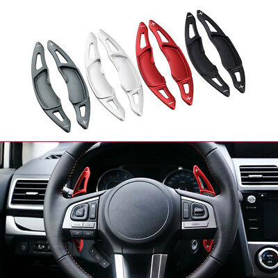 For Subaru Steering Wheel Gear Shift Paddle Extension Interior Accessories