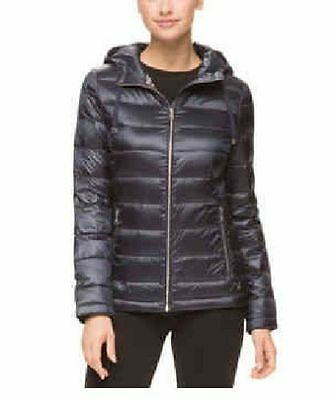 d77176eac ANDREW MARC WOMEN'S Hooded Packable Featherweight Down Jacket! Size S XS