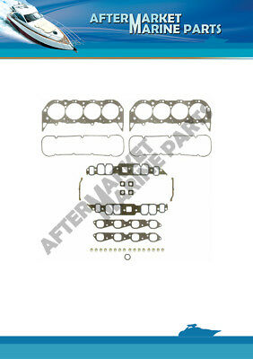 Volvo Penta Cylinder Head Gasket Set by Fel-Pro Replaces: 17243
