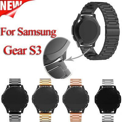 Replacement Watch Strap For Samsung Gear S3 Classic / Frontier Stainless Band