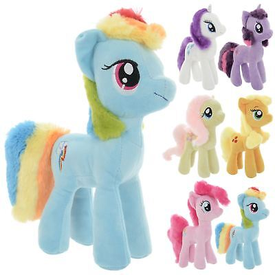 My Little Pony Plush Character Soft Toy Play Cuddle Cute Horse Teddy Fun 30cm