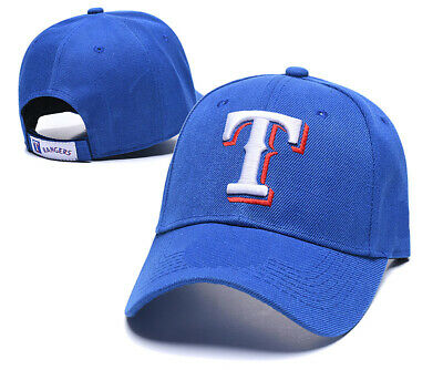 Texas Rangers Baseball MLB Unisex Hat Cap Red & White Insignia AU Stock