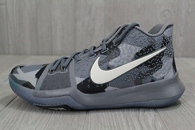 dc9d095205e9 ... discount code for 26 new nike kyrie 3 mens basketball shoes girls eybl  7.5 sample grey