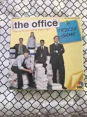 the office trivia board game nbc pressman game strategy
