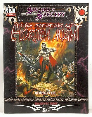 Book of Eldritch Might (Sword Sorcery) (Bk. 1) Cook, Monte White Wolf White Wolf