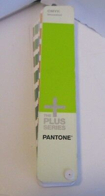 Pantone Plus Series CMYK Uncoated Color Guide - 5th printing