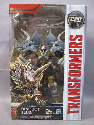 "Transformers The Last Knight ""SLUG"" Dinobot Deluxe Class *NEW* 2016"