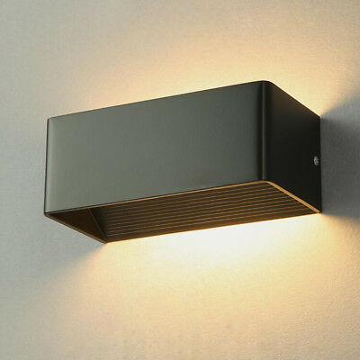 Modern 8w Led Wall Sconce Lamp Up Down Light Fixture Aluminum Corridor Bedroom