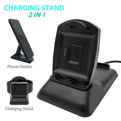Replacement USB Charging Cable Power Charger Dock Cradle for Fitbit Blaze Watch