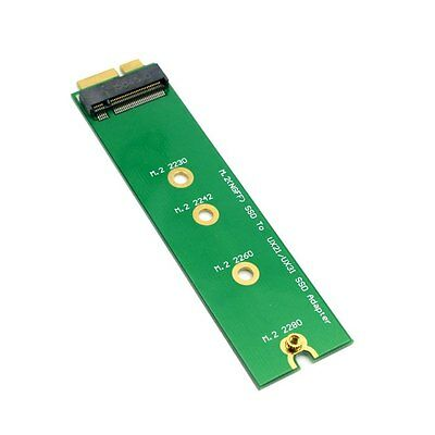 PCI-E  M.2 NGFF 30mm 42mm SSD to ASUS EP121 UX21 UX31 SANDISK ADATA