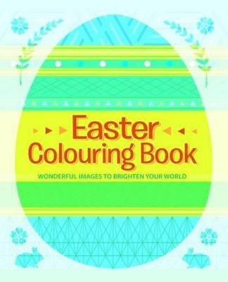 Easter Colouring Book by Arcturus Publishing   Paperback Book   9781785992803  