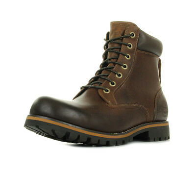 bottines timberland homme marron