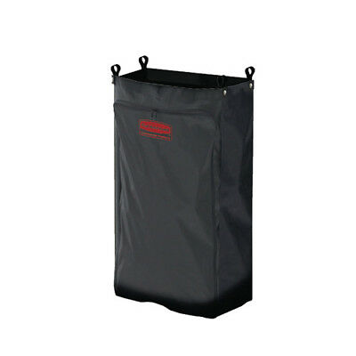 Rubbermaid Commercial Products Heavy Duty Fabric Cleaning Cart Bag 20 Gallon Tra