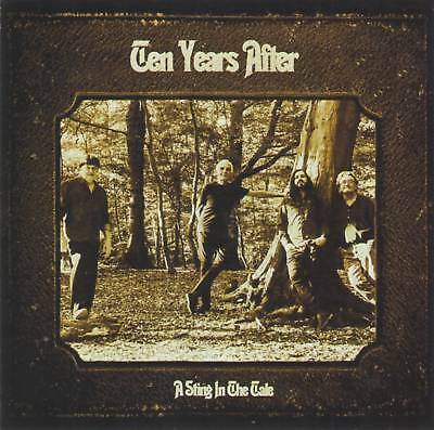 TEN YEARS AFTER - A STING IN THE TALE (2017) CD Jewel Case+FREE GIFT Blues Rock