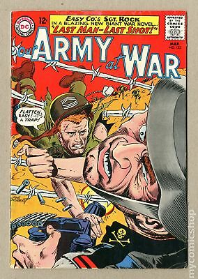 Our Army at War #152 1965 GD/VG 3.0