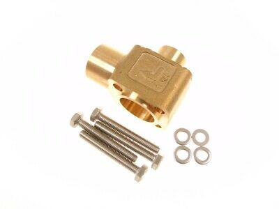 Expansion Valve, Valve Housing, 16x22 mm Odf Soldering, Rectangular Type Te 5