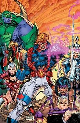 Absolute WildC.A.T.S. by Jim Lee Hardcover Book Free Shipping!