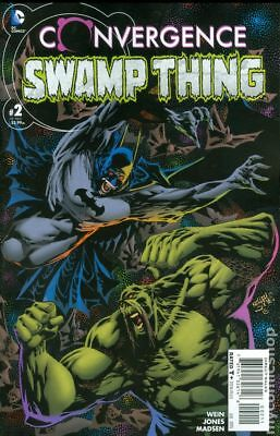 Convergence Swamp Thing (DC) #2A 2015 NM Stock Image