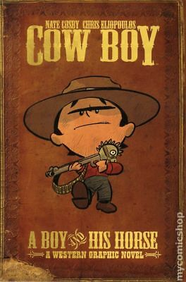 Cow Boy A Boy and His Horse GN A Western Graphic Novel #1-1ST 2015 NM