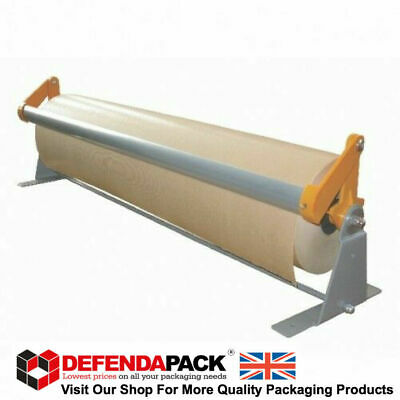1 x KXPD750 Paper Counter Wall Mounted Table Roll Holder Dispensers 750mm Wide