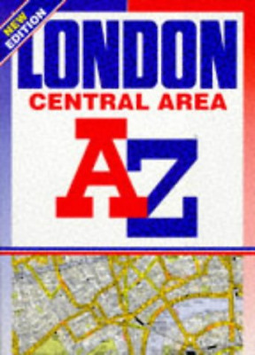 A. to Z. London Atlas (London Street Atlases), Geographers' A-Z Map Company, Goo