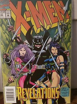 X-Men (1991 1st Series) #31 9.4 NM Near Mint Marvel Comics High Grade Direct