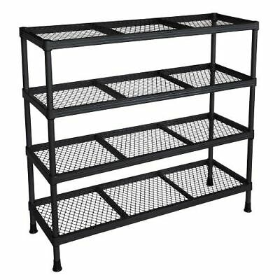 Wire Shelving Unit Rack Steel Storage Shelf Closet Industrial Commercial Metal