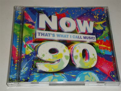 Now That's What I Call Music 90   Various Artists CD Album