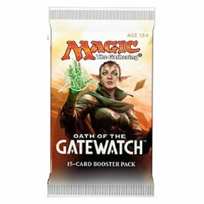 Magic the Gathering MTG 2x Oath of the Gatewatch Booster Packs New & Sealed!