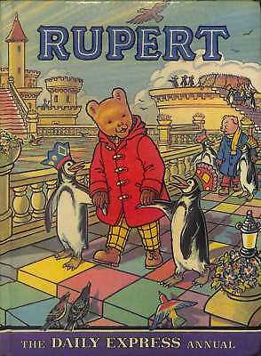 Rupert Annual 1977, Rupert, Good Condition Book, ISBN