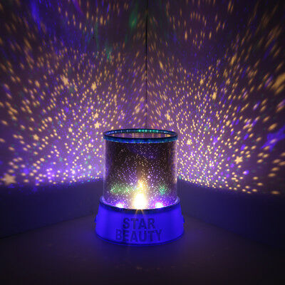 home ceiling wall star projector lamp starry night sky cosmos night light hs3 - Star Projector Lamp