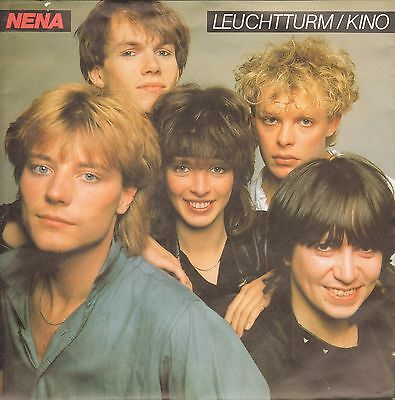 "NENA - Leuchtturm / Kino         7"" Single  VG++"