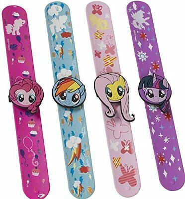 My Little Pony Snap Bands - Assorted Colours - one supplied