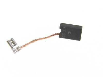Carbon Brush Incl. Galvanised Wire and Connecting Flag,for 6,3x12,5x19 mm,Hilti