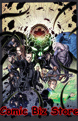 Infinity Countdown #1 (Of 5) (2018) Scarce 1:10 Agents Of Shield Variant Variant