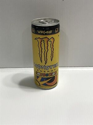 Monster Energy Drink The Doctor Valentino Rossi 250ml Can From Netherlands 🇳🇱