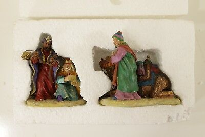 Department 56 Little Town of Bethlehem Wise Men From The East