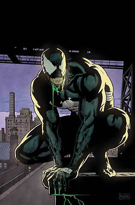 VENOM (2018) #1 1:25 Paolo Rivera Variant PRE-SALE MAY 2018 Marvel Spider-Man