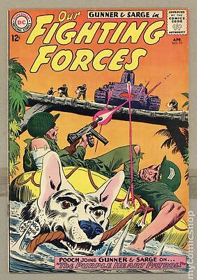Our Fighting Forces #75 1963 VG+ 4.5