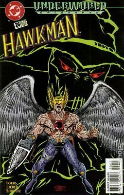 Hawkman (3rd Series) #26 1995 VF Stock Image