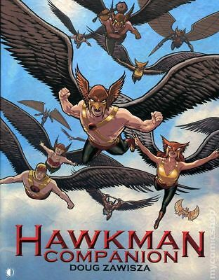 Hawkman Companion SC (TwoMorrows) #1-1ST 2008 NM Stock Image