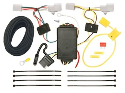 Tekonsha Trailer Hitch Wiring Tow Harness For 2011 2012 2013 2014 Mazda 2 All