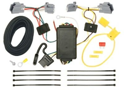 Trailer Hitch Wiring Tow Harness For Ford Focus Sedan 2012 2013 2014