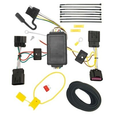 Draw-Tite Trailer Hitch Wiring Tow Harness For Chrysler 200 Convertible 2011