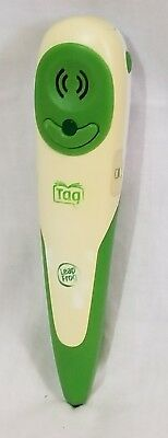 LeapFrog Tag Green/White Reader Pen N2390 #20704 Replacement Leap Frog  2