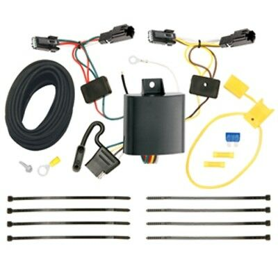 Draw-Tite Trailer Hitch Wiring Tow Harness For Chevrolet Malibu 2014 2015