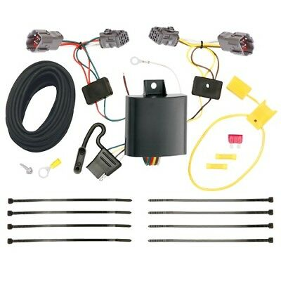 Draw-Tite Trailer Hitch Wiring Tow Harness For KIA Soul 2010 2011 2012 2013 2014