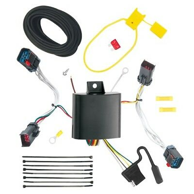 Draw-Tite Trailer Hitch Wiring Tow Harness For Chrysler 300C 2011 2012 2013 2014