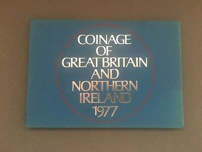 Proof 1977 Coinage of Great Britain and Northern Ireland - KM PS33