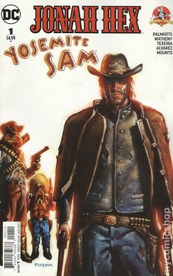 Jonah Hex Yosemite Sam Special (DC) 1A 2017 NM Stock Image